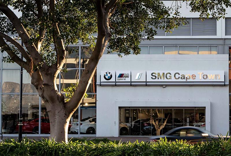 SMG BMW Cape Town - SMG