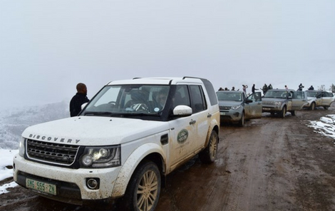 The Land Rover Experience: Duzi2Sani