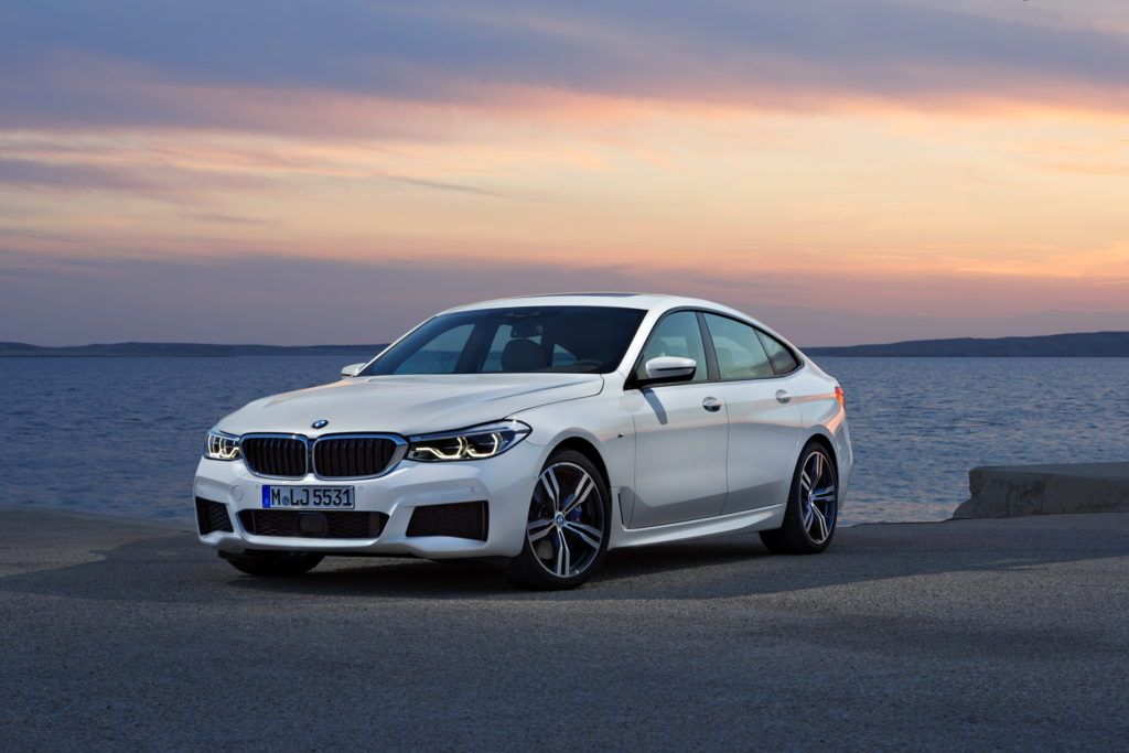 COMING SOON: The New BMW 6 Series Gran Turismo