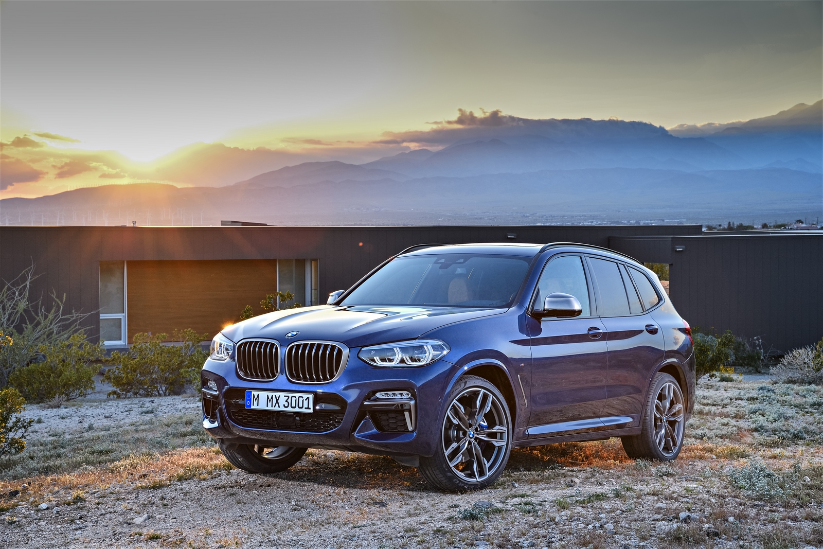 The Next Generation: BMW X3 (2018) Revealed