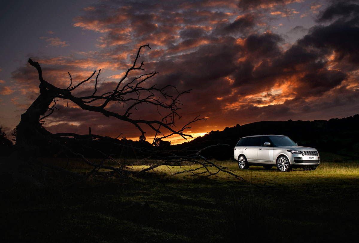 Luxury now comes in silent: New Range Rover
