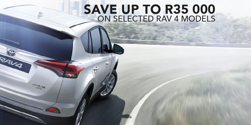 The New Toyota Rav4 – Find Your Adventure
