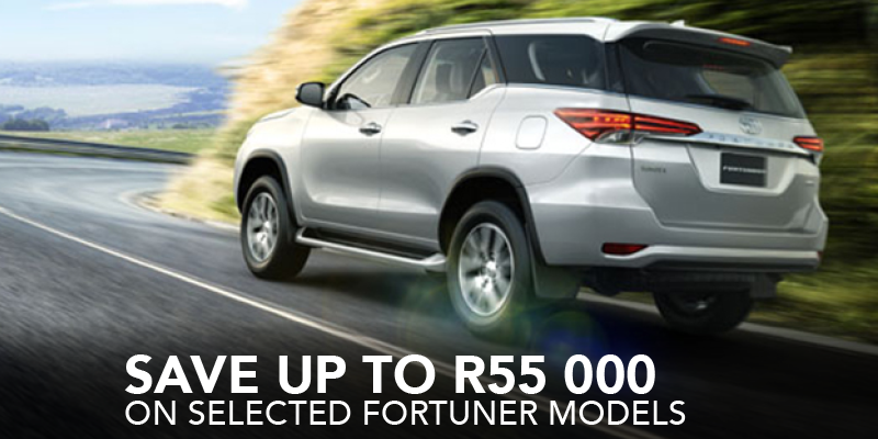 Introducing the New Toyota Fortuner