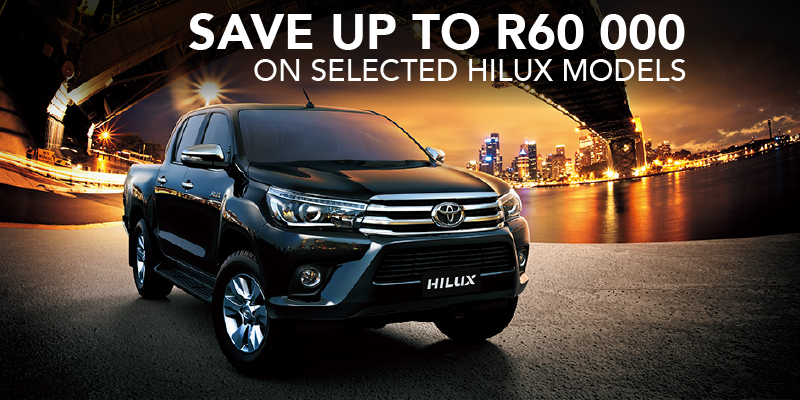 The New Hilux – Tough From Every Angle