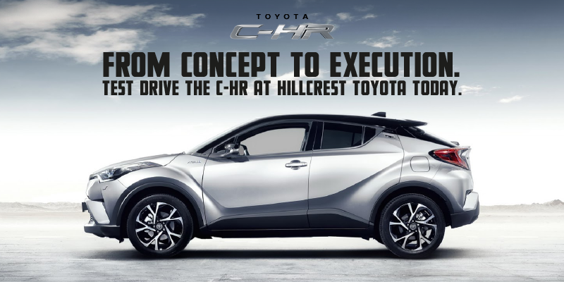 Introducing the New Toyota CHR