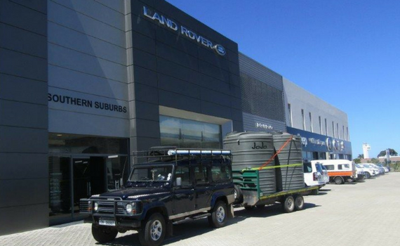 Every Drop Counts at Jaguar Land Rover Constantiaberg