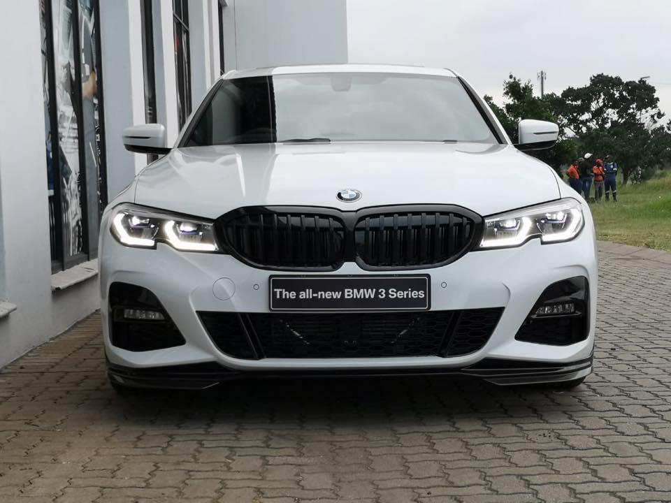 The BMW 3 Series: 320d M Sport