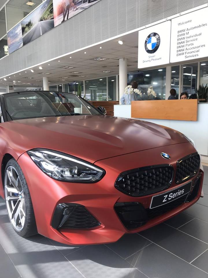 The All-NEW Z4 at SMG Durban