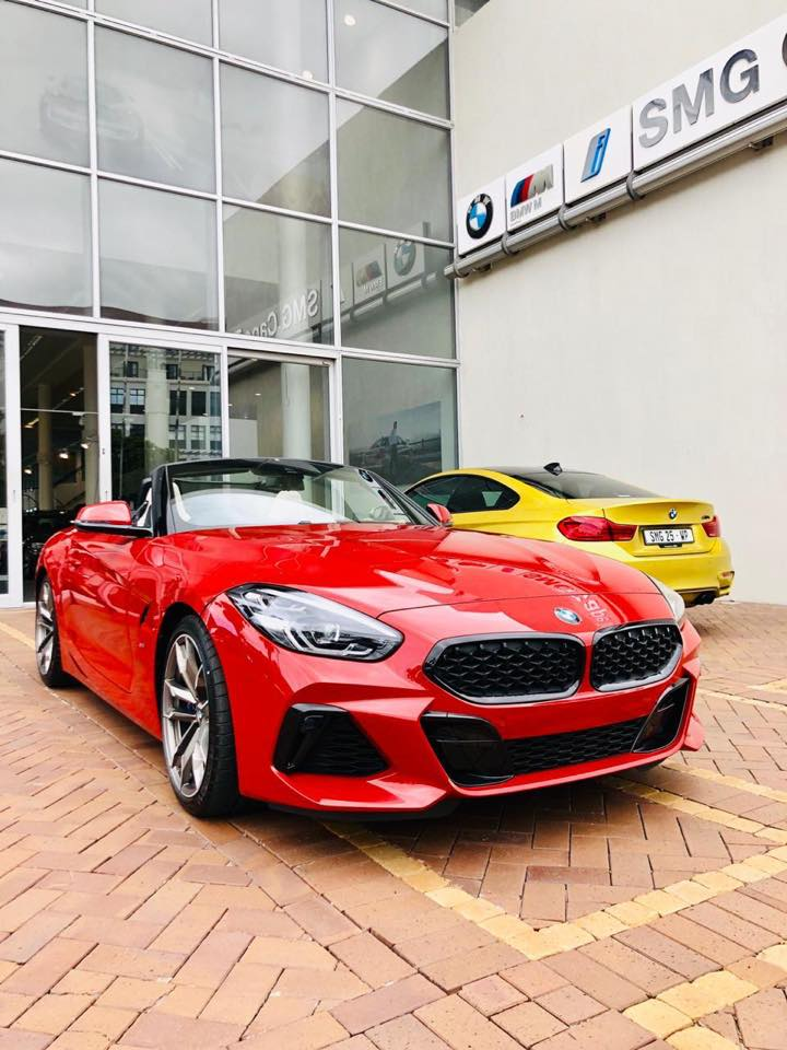 The All-New Z4 at SMG Cape Town