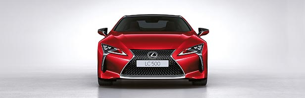 EXPERIENCE AMAZING: LEXUS' NEXT CHAPTER