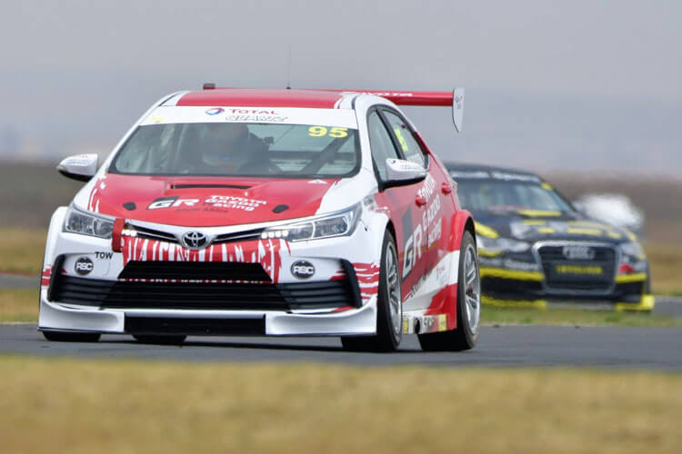 CHAMPIONSHIP SLIPS AWAY, DESPITE MAIDEN GTC VICTORY FOR TOYOTA GAZOO RACING SA'S VAN ROOYEN