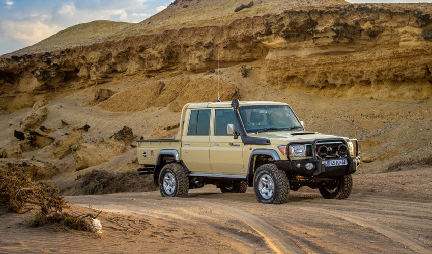 A Celebration of Land Cruiser