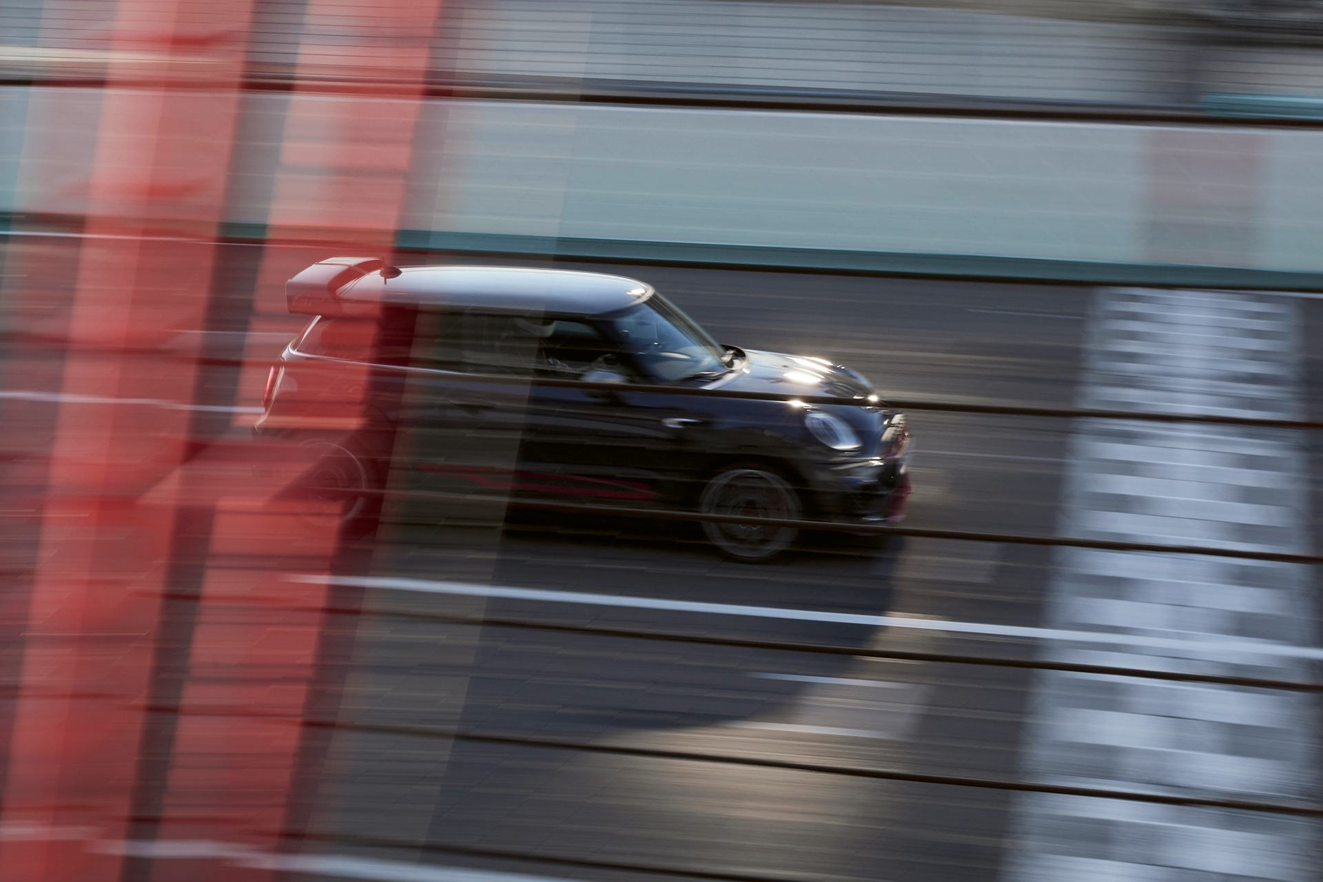 THE NEW MINI JOHN COOPER WORKS GP