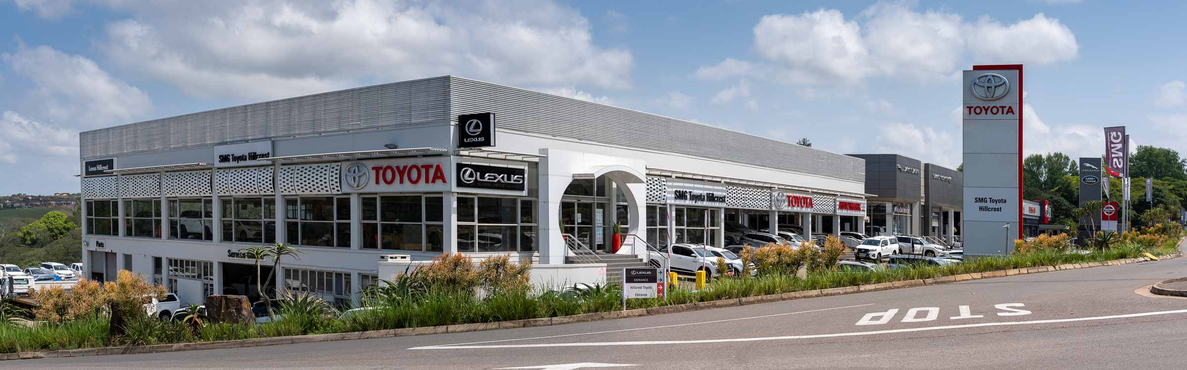 SMG Toyota Hillcrest. Award winners once again.