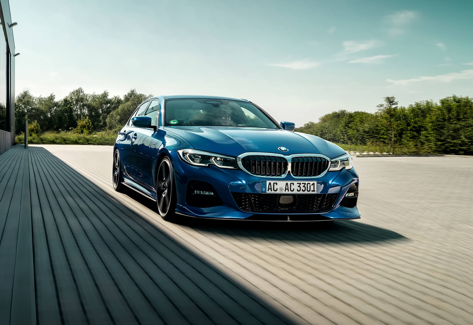 The AC Schnitzer Program for the new BMW 3 Series.